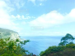 ハワイの海と空の写真・画像素材[1091158]