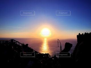 バリ島ウルワツ寺院のサンセット♪の写真・画像素材[1272108]