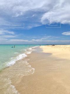 宮古島のビーチの写真・画像素材[1365184]