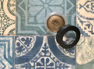 クリームアイシャドウの写真・画像素材[1583282]
