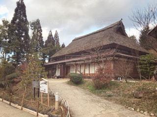日本家屋の写真・画像素材[1780092]