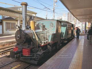 坊ちゃん列車の写真・画像素材[1804686]