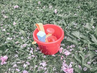 砂遊びセットの写真・画像素材[2103126]