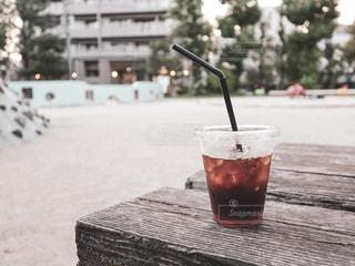 アイスコーヒーの写真・画像素材[2285719]