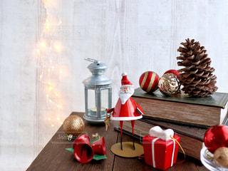 クリスマス飾りの写真・画像素材[2842536]