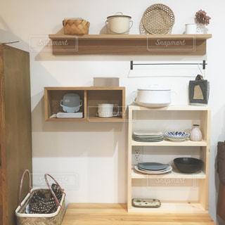 キッチンの写真・画像素材[259285]