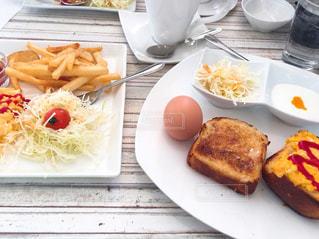 朝食の写真・画像素材[342774]