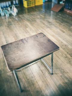 学校の机の写真・画像素材[899620]