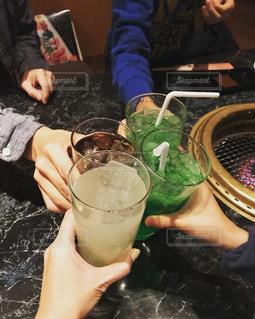 乾杯!の写真・画像素材[953275]