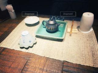 中国茶器たちの写真・画像素材[989588]