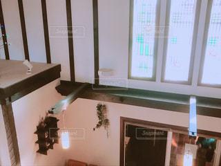 ご飯屋さんの二階からの写真・画像素材[1034195]