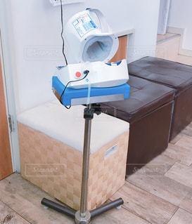 血圧測定の写真・画像素材[1151107]