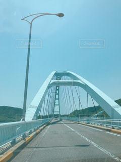 水の上の橋の写真・画像素材[1167965]