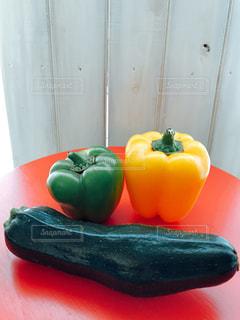 カラフルな夏野菜たちの写真・画像素材[1259231]