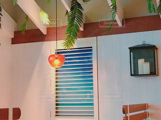 カフェのキュートな内装の写真・画像素材[1359213]