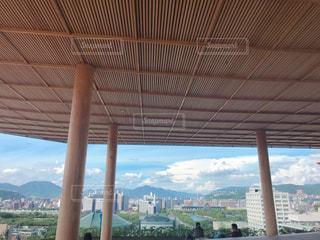 おりづるタワー展望台からの景色の写真・画像素材[1394075]