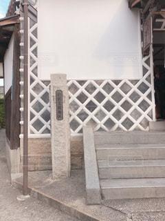 倉敷美観地区の白壁建物の写真・画像素材[1655050]