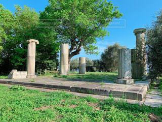 ローマの丘の写真・画像素材[2085008]