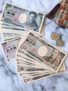 お金たちの写真・画像素材[2476745]