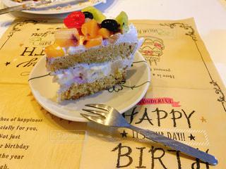 美味しい手作りケーキの写真・画像素材[2621187]