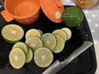 自家製はちみつレモンをの写真・画像素材[2642906]