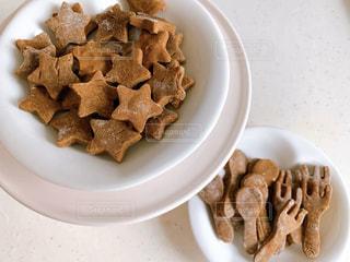 米粉きな粉クッキーの写真・画像素材[3169468]