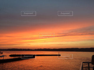 夕日の写真・画像素材[530177]