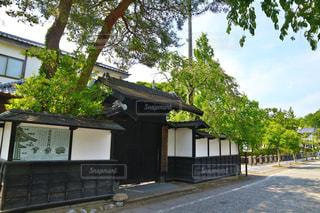 日本の街並みの写真・画像素材[1000964]