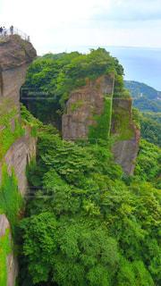 岩山の写真・画像素材[1356490]