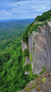 岩山の写真・画像素材[1356493]