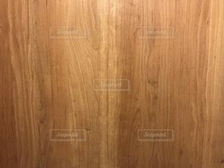 木製の床のビューの写真・画像素材[1053807]