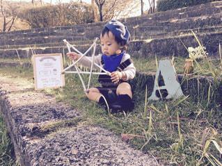 子どもの写真・画像素材[259634]