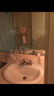 バスルームの写真・画像素材[260145]