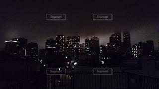 夜の写真・画像素材[260095]
