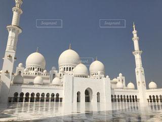 モスクの写真・画像素材[259996]