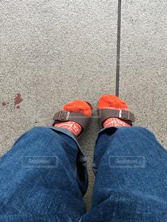 靴の写真・画像素材[260026]