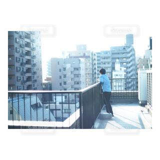 都会の高い建物の写真・画像素材[2681448]