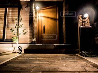 夜の写真・画像素材[659831]