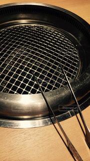 焼き肉スタンバイの写真・画像素材[282651]