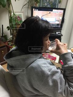女性の写真・画像素材[355435]