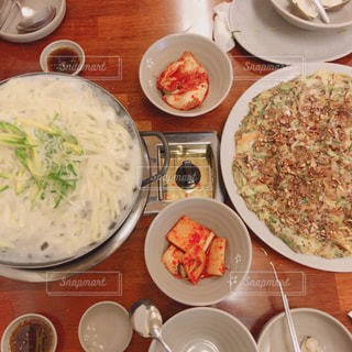 韓国料理 カルグクスの写真・画像素材[819065]