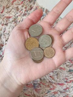 ロシアのコインの写真・画像素材[1159522]