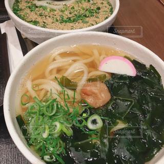 スープのボウルの写真・画像素材[1159539]