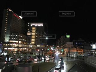 高岡駅前の写真・画像素材[1758693]