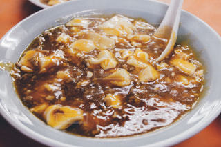 スープのボウルの写真・画像素材[751376]