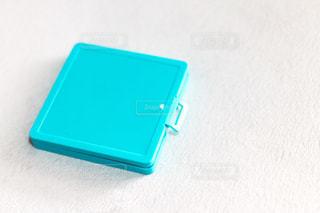 プラスチックの箱の写真・画像素材[1081300]