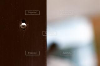 近くのデバイスのアップの写真・画像素材[1086902]