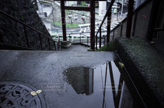 雪に覆われた建物の写真・画像素材[1087197]