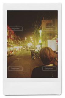 人のスクリーン ショットの写真・画像素材[1309918]