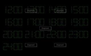 近くに時計のアップの写真・画像素材[1387791]